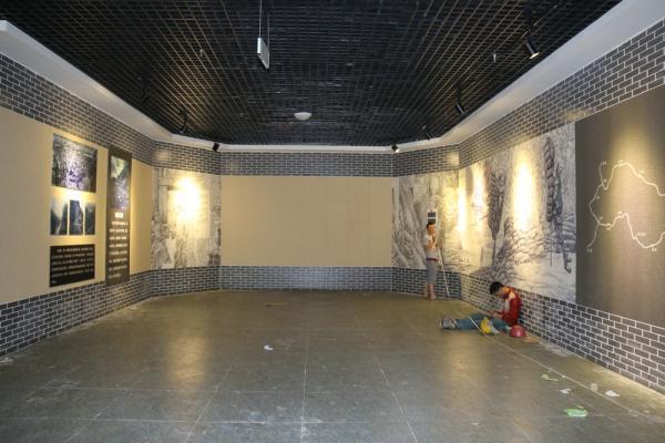 博物馆展厅安装