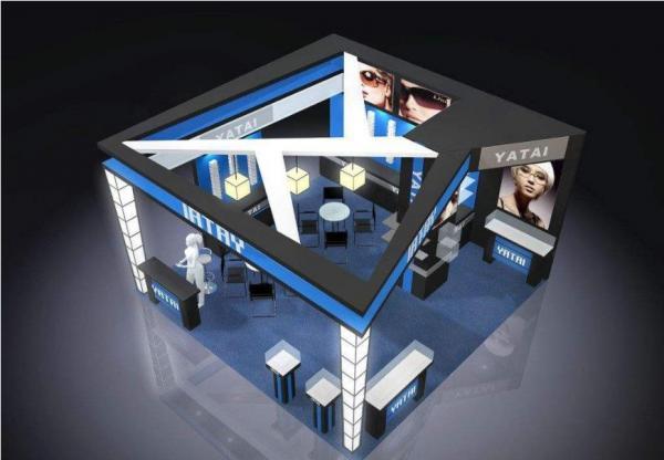 中型展台设计