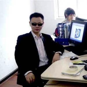 工作不允许墨镜
